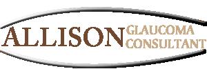 Allison Glaucoma Consultant Logo